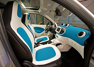 Foto Interiores (13) Smart Forfour Dos Volumenes 2014
