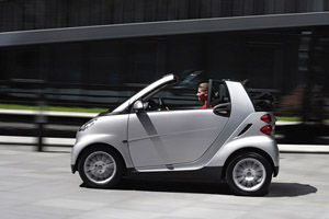 Foto Lateral Smart Fortwo Descapotable 2004