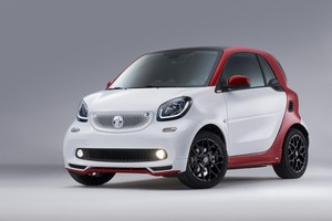 Foto smart fortwo-ushuaia-limited-edition 2016