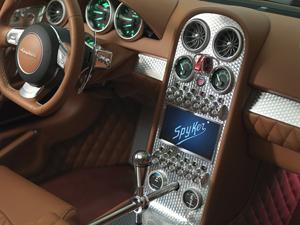 Foto Interiores Spyker B6-venator Cupe 2013