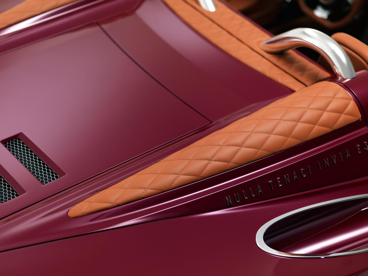 Fondo Pantalla Spyker B6-venator-spyder-concept Descapotable 2013 Interiores (8)