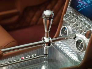 Foto Interiores (4) Spyker B6-venator-spyder-concept Descapotable 2013
