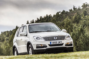 Foto Exteriores (1) Ssangyong Rexton-w-d22t Suv 2016