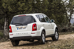 Foto Exteriores (6) Ssangyong Rexton-w-d22t Suv 2016
