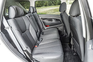 Foto Interiores (3) Ssangyong Rexton-w-d22t Suv 2016