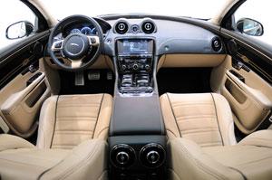 Foto Salpicadero Startech Jaguar-xj Sedan 2011