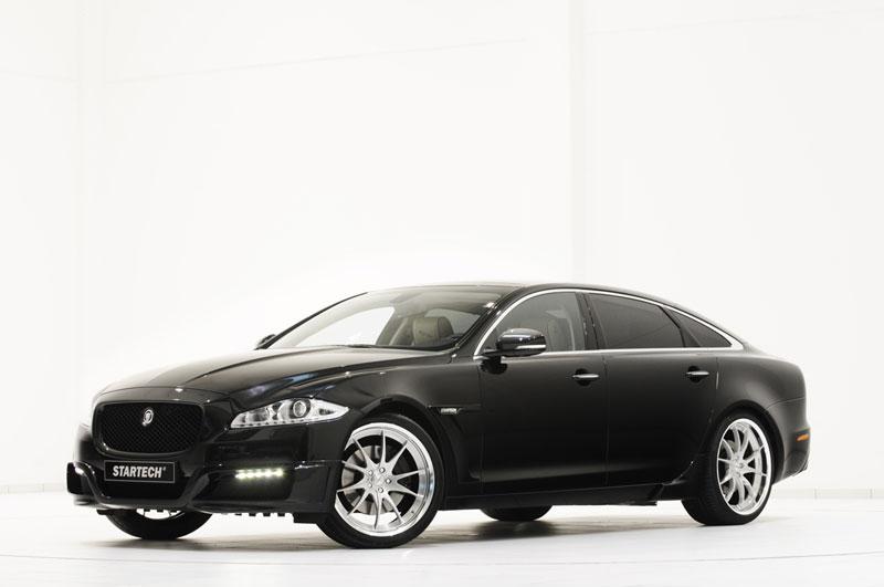 Foto Delantera Startech Jaguar Xj Sedan 2011