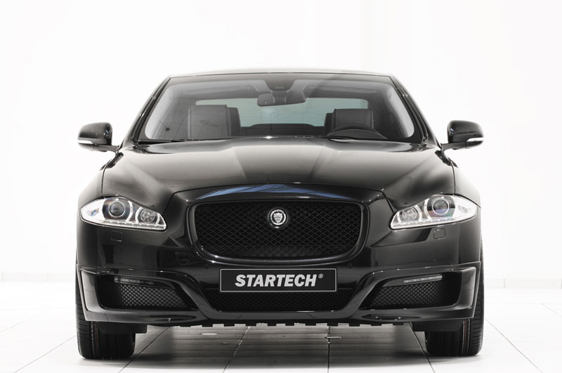 Foto Frontal Startech Jaguar Xj Sedan 2011