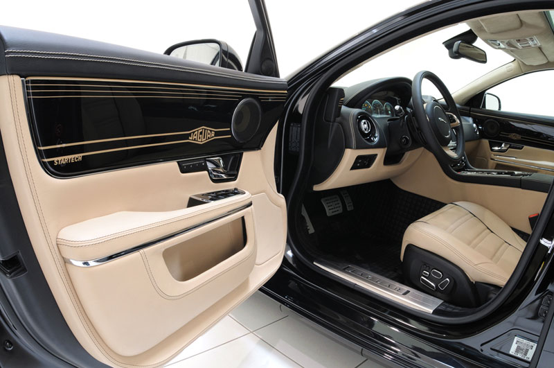 Foto Interiores Startech Jaguar Xj Sedan 2011