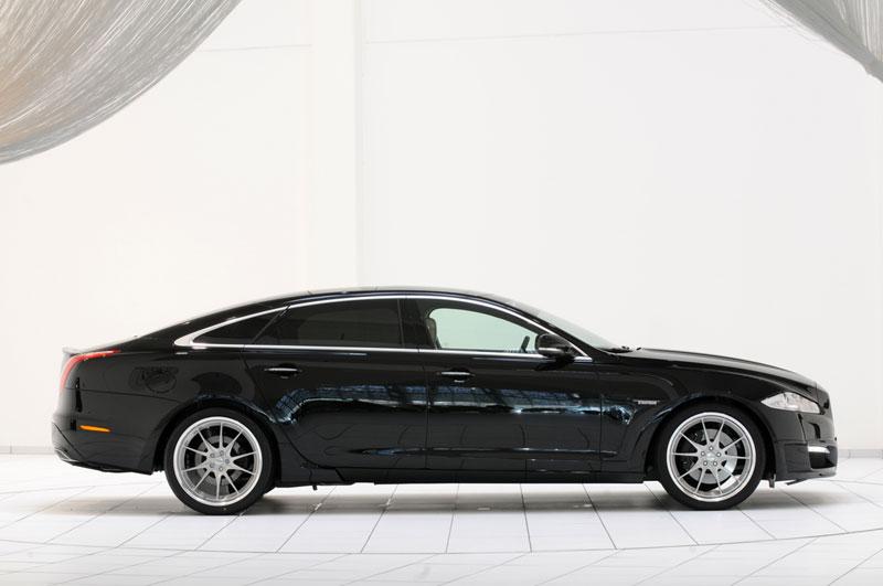 Foto Perfil Startech Jaguar Xj Sedan 2011