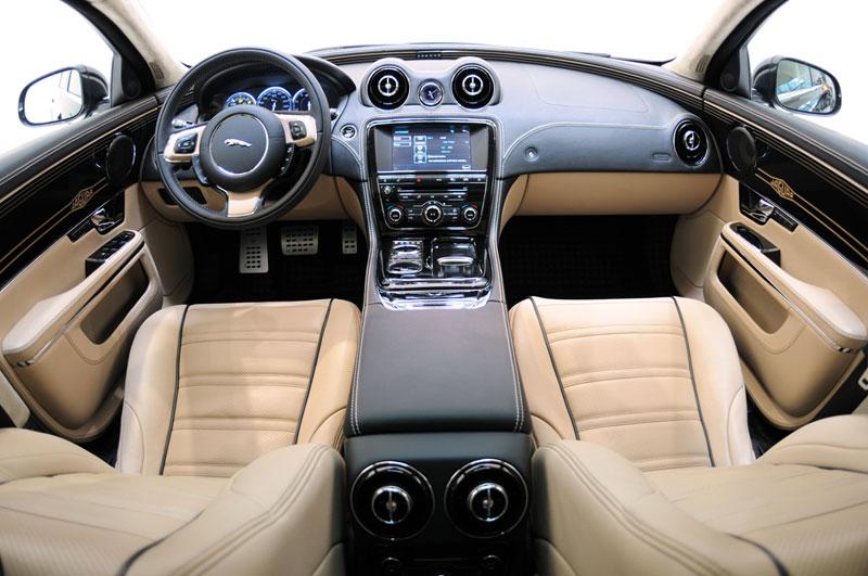 Foto Salpicadero Startech Jaguar Xj Sedan 2011