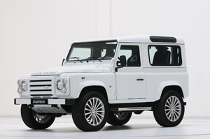 Foto startech land-rover-defender-yatching-design 2011