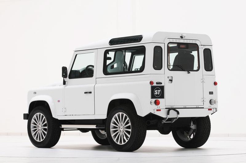 Foto Trasera Startech Land Rover Defender Yatching Design Suv Todocamino 2011