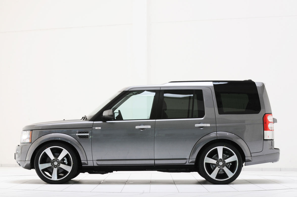 foto perfil startech land rover discovery suv todocamino 2011. Black Bedroom Furniture Sets. Home Design Ideas