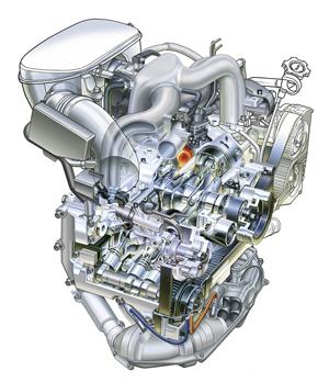 Foto M36002280a Subaru Motores Gasolina