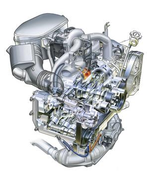 Foto M36002290a Subaru Motores Gasolina