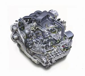 Foto M66002280a Subaru Motores Gasolina
