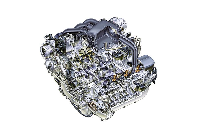 Foto M16002420a Subaru Motores Gasolina