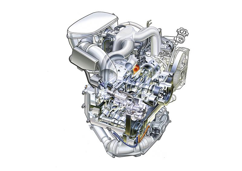 Foto M16002440a Subaru Motores Gasolina