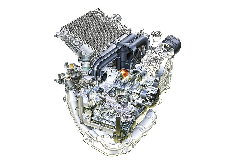 Foto M36002300a Subaru Motores Gasolina