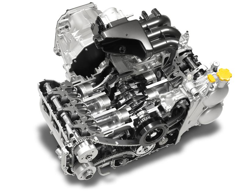 Foto M66002290a Subaru Motores Gasolina