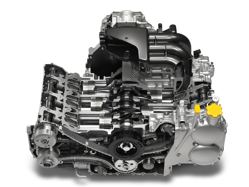 Foto M66002300a Subaru Motores Gasolina