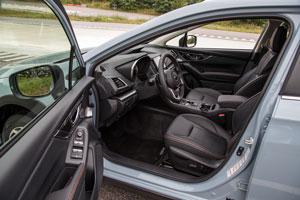 Foto Interiores (9) Subaru Xv Suv Todocamino 2017