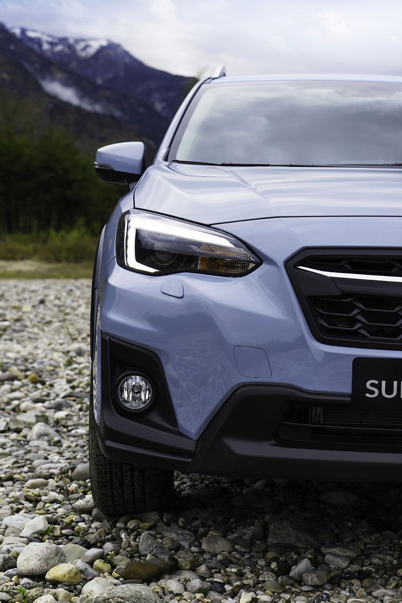 Foto Detalles Subaru Xv Suv Todocamino 2017