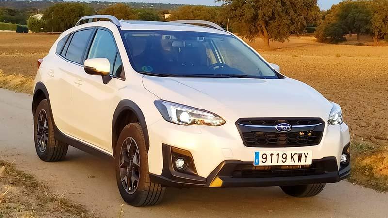 Prueba Subaru XV GLP 2018