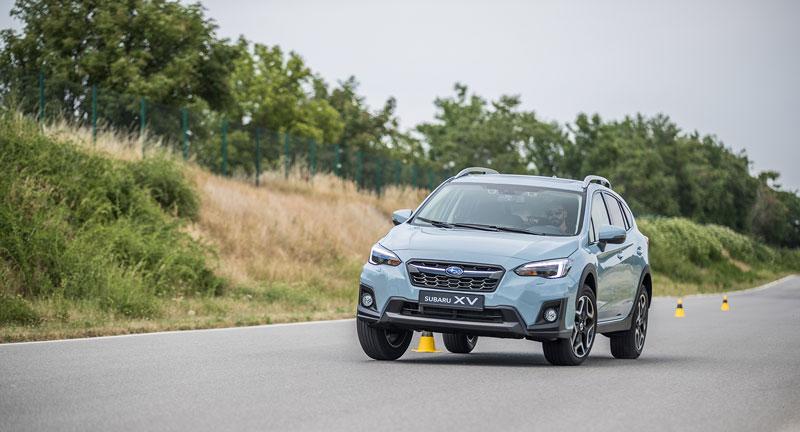 Foto Exteriores Subaru Xv Suv Todocamino 2017