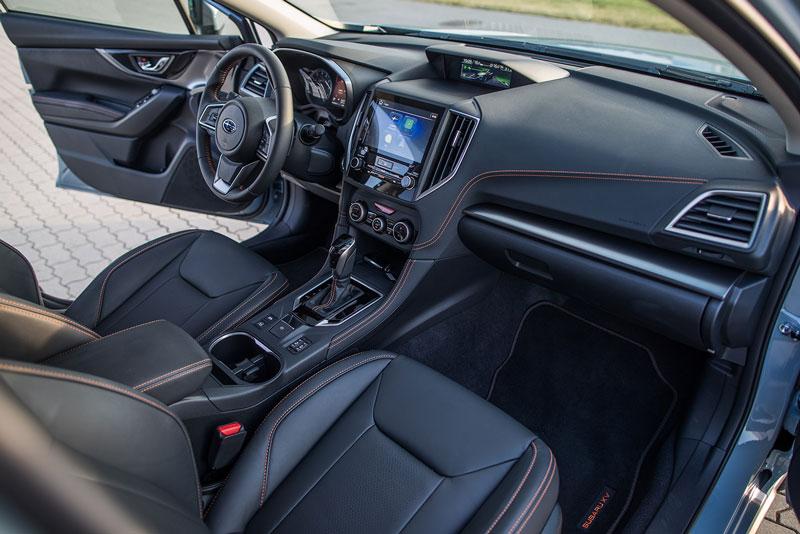 Foto Interiores Subaru Xv Suv Todocamino 2017