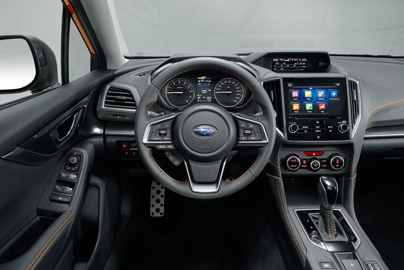 Foto Tecnicas Subaru Xv Suv Todocamino 2017