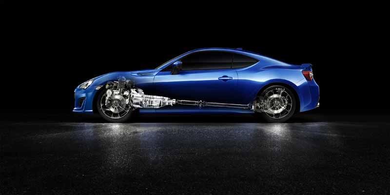 Foto Exteriores Subaru Brz Cupe 2017