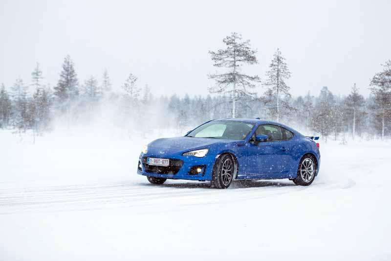 Foto Exteriores (13) Subaru Brz Cupe 2017