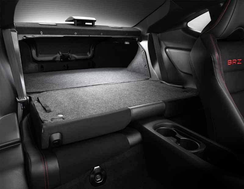 Foto Interiores Subaru Brz Cupe 2017