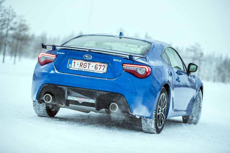 Foto Trasera Subaru Brz Cupe 2017