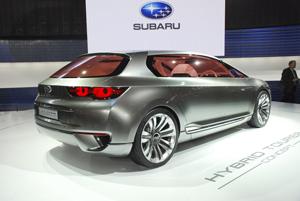 Subaru (previo Salón Ginebra 2010)
