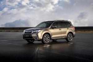 Foto Exteriores 1 Subaru Forester Suv Todcamino 2019