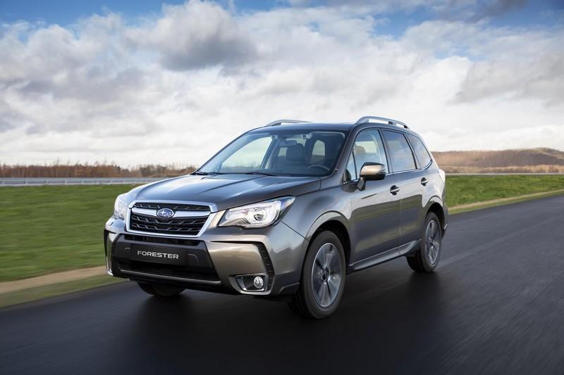 Foto Exteriores Subaru Forester Suv Todcamino 2019