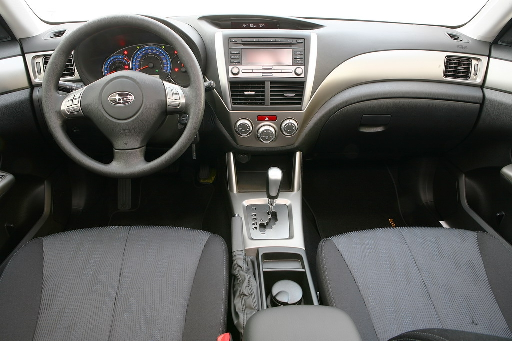 Foto Salpicadero Subaru Forester Suv Todocamino 1999