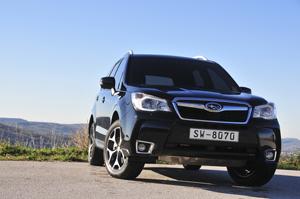 Foto Exteriores (11) Subaru Forester Suv Todocamino 2013