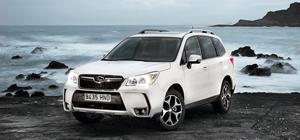 Foto Exteriores (2) Subaru Forester Suv Todocamino 2013
