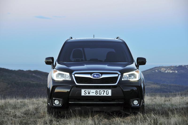 Foto Exteriores Subaru Forester Suv Todocamino 2013