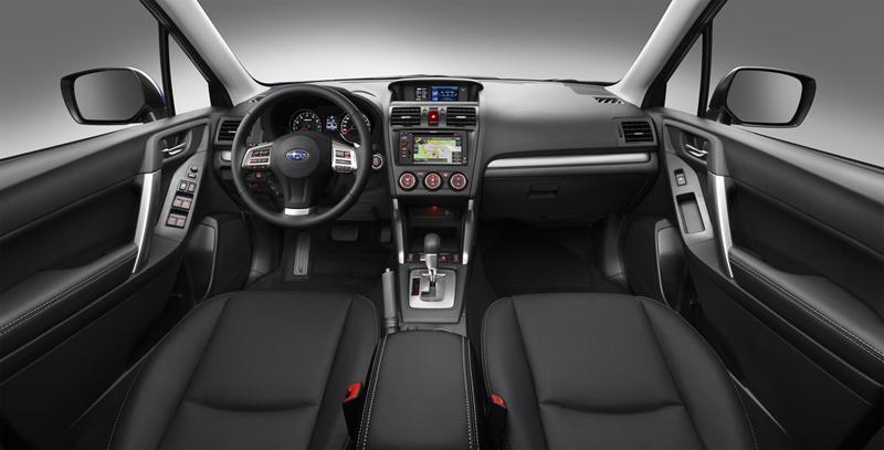 Foto Salpicadero Subaru Forester Suv Todocamino 2013