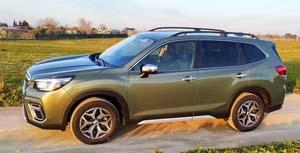 Foto Exteriores (11) Subaru Forester Suv Todocamino 2020