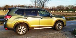 Foto Exteriores (3) Subaru Forester Suv Todocamino 2020