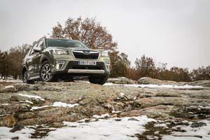 Foto Exteriores (34) Subaru Forester Suv Todocamino 2020