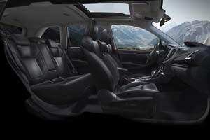 Foto Interiores (4) Subaru Forester Suv Todocamino 2020