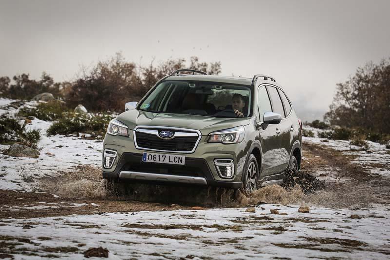 Foto Exteriores Subaru Forester Suv Todocamino 2020