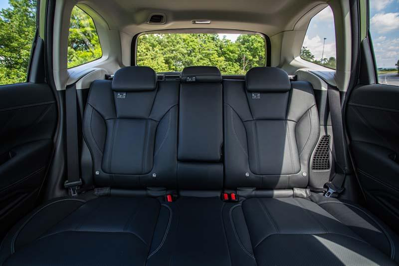 Foto Interiores Subaru Forester Suv Todocamino 2020